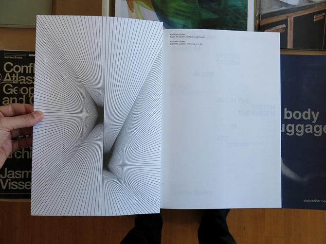 Karl-Heinz Adler - Art in the System. The System in Art ...